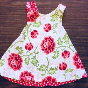Other - 👶🏽 2/$12 Baby girl apron dress